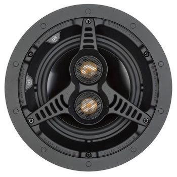 MONITOR AUDIO C165-T2  Altavoz de Empotrar 65 W y 6,5 Pulgadas, UND