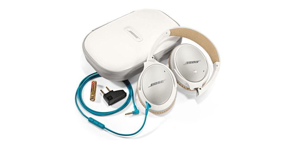 Bose QuietComfort 25 qc25 blanco