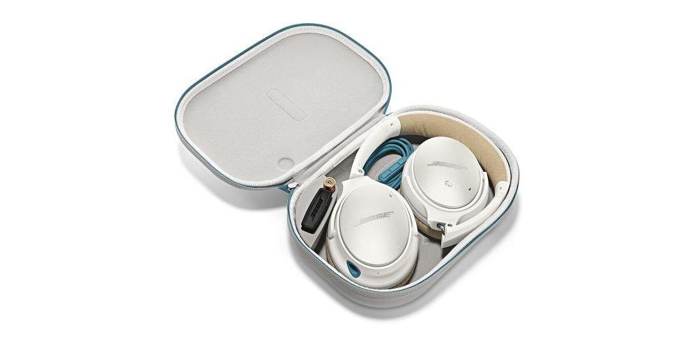 bose quietcomfort 25 qc25 auriculares reduccion ruido blancos