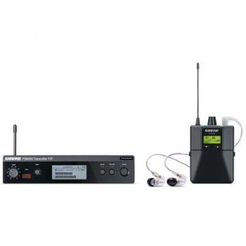 SHURE P3TRA215CL Sistema de Monitoraje