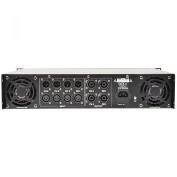 CITRONIC QP 1600 Etapa 4 Canales 1200w 172241