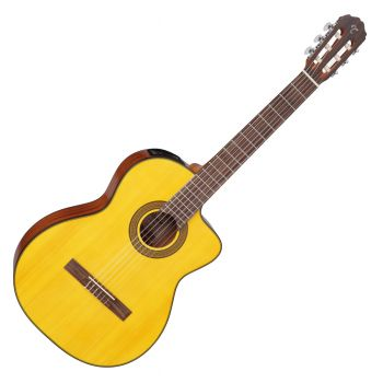 TAKAMINE GC3CE-NAT Guitarra Clasica Electrificada Cutaway