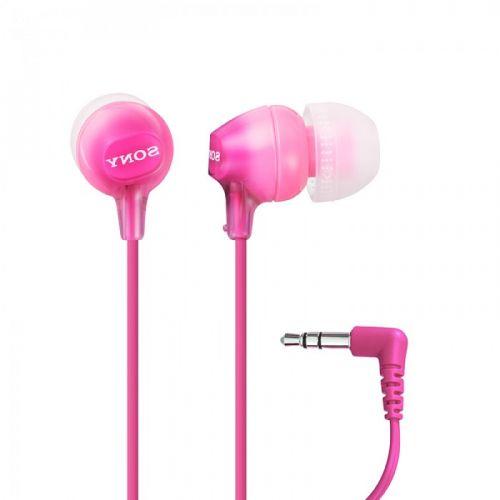 SONY MDR-EX15LPPI Auricular Intraural Rosa