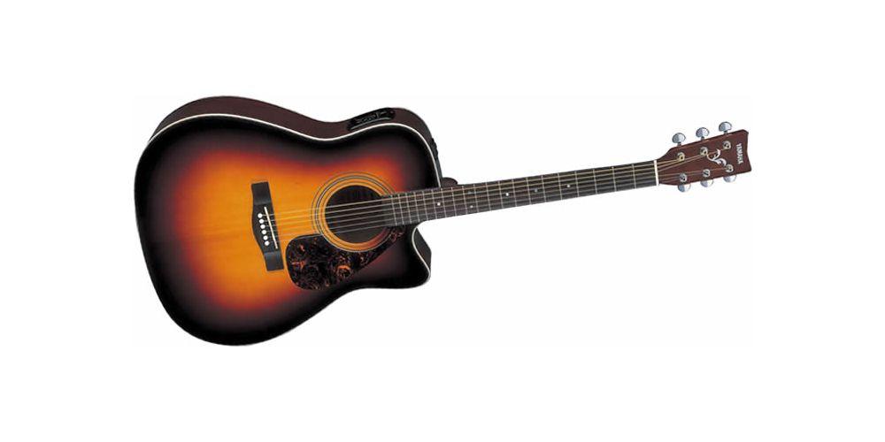 comprar guitarra yamaha fx370ctbs
