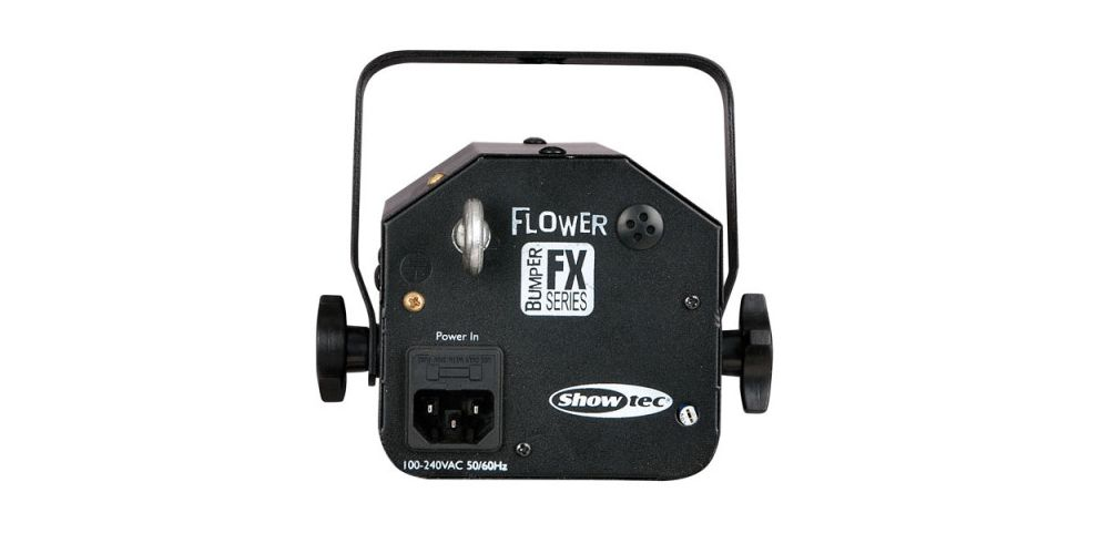 showtec bumper flower led back