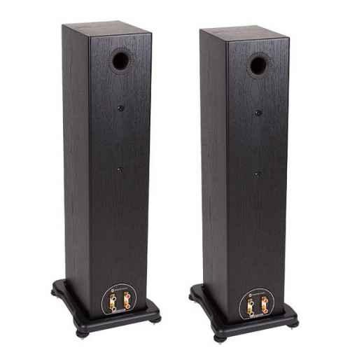monitor audio silver 6 black conexiones