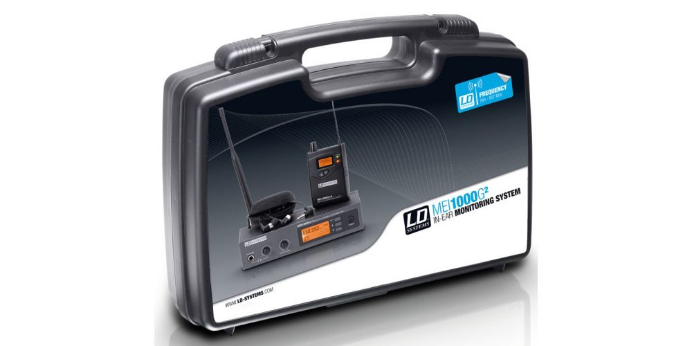 in ear LDsystems MEI1000G2B5