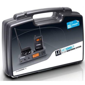 LD Systems MEI 1000 G2 B 5 Sistema de Monitoraje inalámbrico