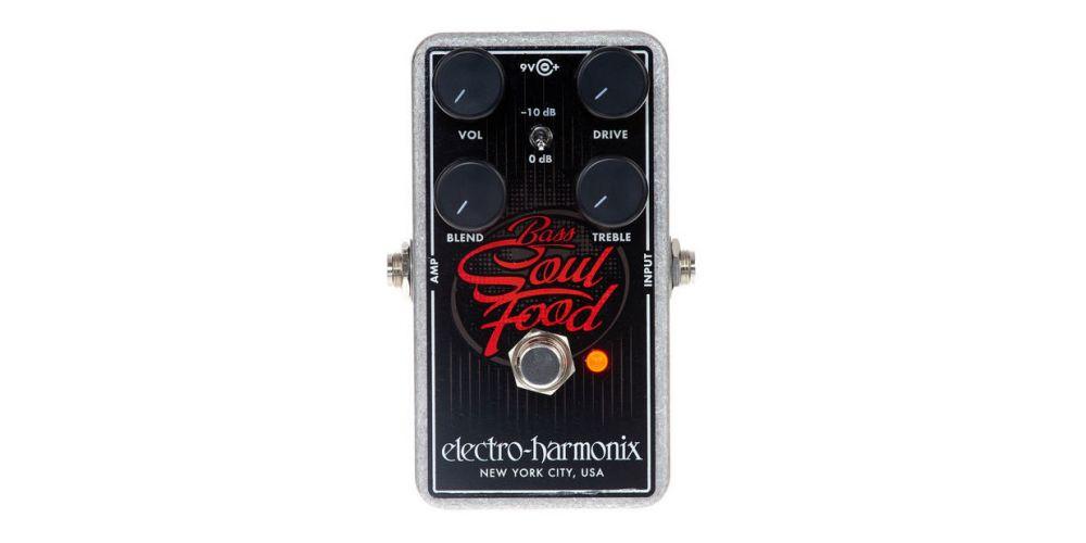 electro harmonix nano bass soul food 3