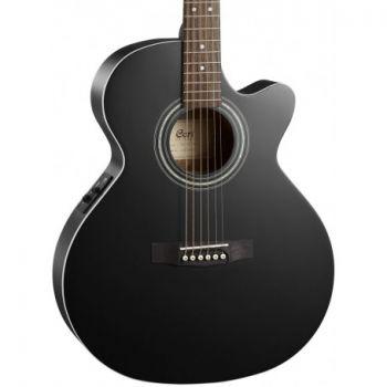 Cort SFX-ME BKS Guitarra Acústica Black Satin