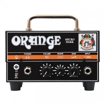 Orange Micro Dark Cabezal para Guitarra Eléctrica