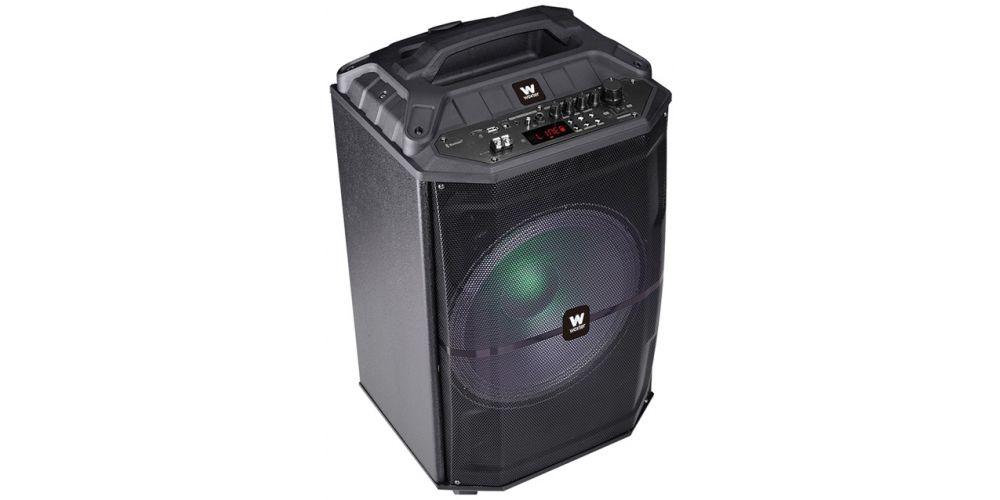 WOXTER ROCK N ROLLER Altavoz Bluettoth Bateria