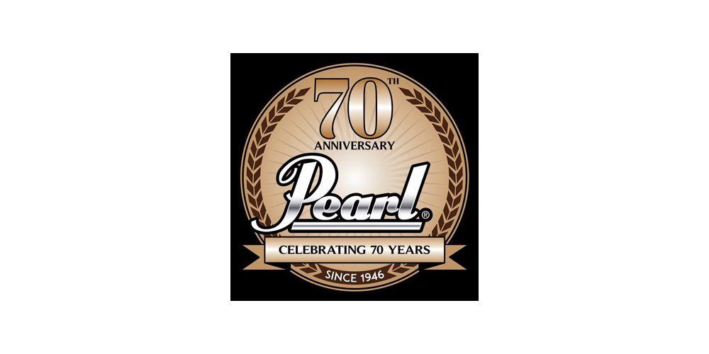 aniversario 70 años pearl RS585C