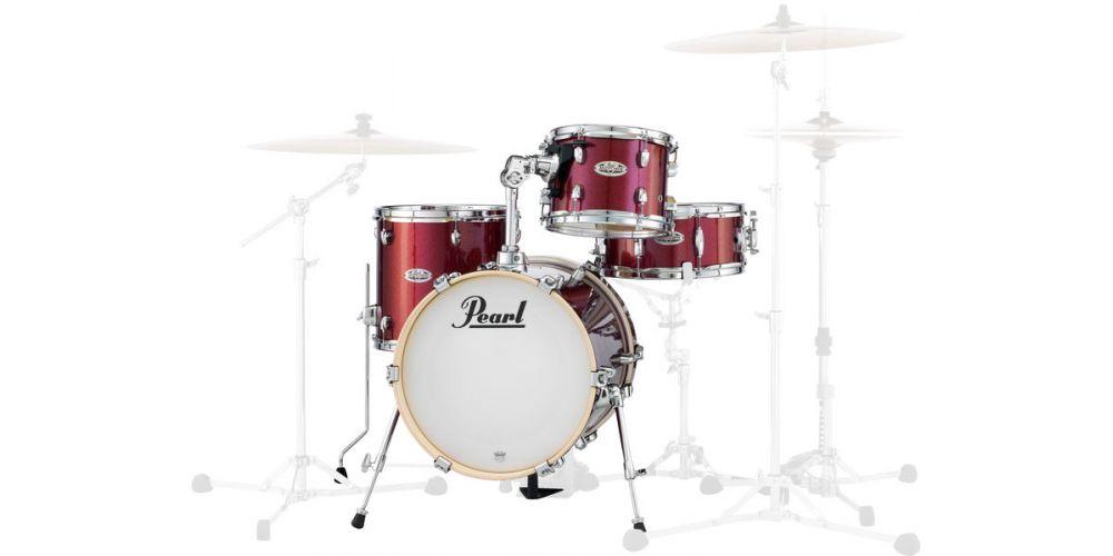 pearl midtown black red
