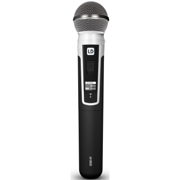 LD SYTEMS U505MD Microfono de Mano dinámico 584 - 608 MHz