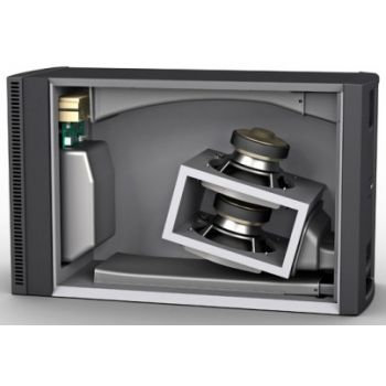 DENON AVR-X1400+Bose AM-10V WH