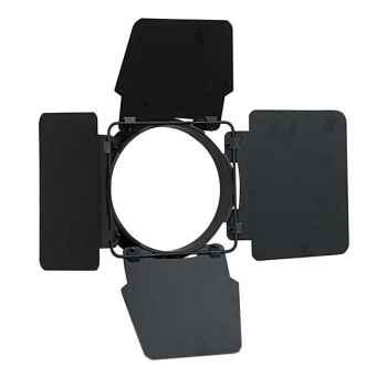 Showtec Barndoor for Quanta W3500/Spectral 800-2500 series Visera para Foco 43520