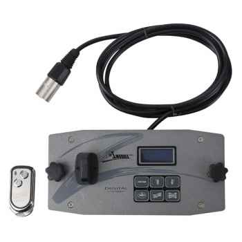Showtec Z-30 Control Remoto para Antari Z-1500II Z-3000II
