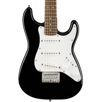 Fender Squier Mini Stratocaster LRL Black V2