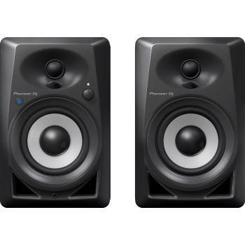 Pioneer Dj DM-40BT Monitores Activos Bluetooth Pareja Negro