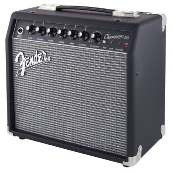 Fender Champion 20 Amplificador Guitarra