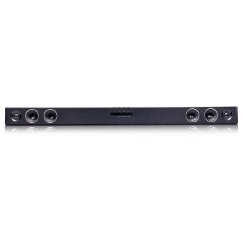LG SJ3 Barra de sonido con Subwoofer 300W inalámbrico, Multi Bluetooth 4.0 BLE y USB