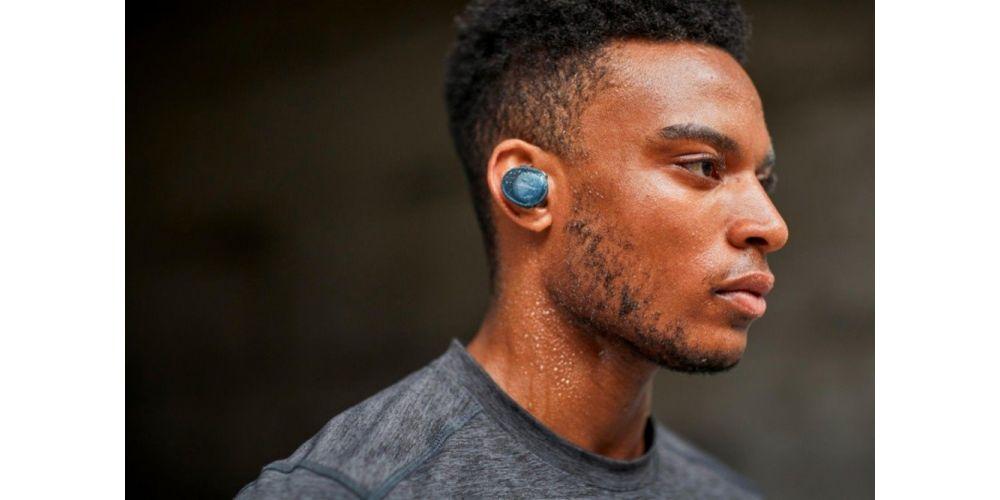 bose soundsport free wireless headphones blue