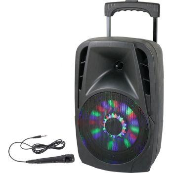 Party 8 LED Altavoz Portatil Con Bateria