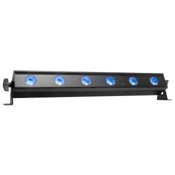 American Dj UB 6H Barra LED 6x6 RGBw + A UV