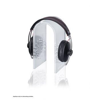 Oehlbach Soporte auriculares Acrilico Transparente