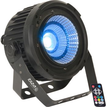 IBIZA LIGHT PAR LED 50 Cob Proyector Par Led RGBWA  5 en 1 50w