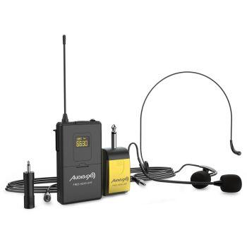 Audibax Missouri Free Head UHF Microfono de Diadema inalambrico