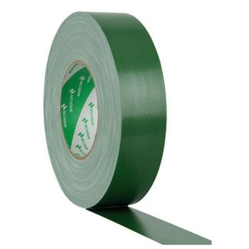 Antari Gaffa Tape 38mm 50m Green Nichiban Cinta Verde 90636