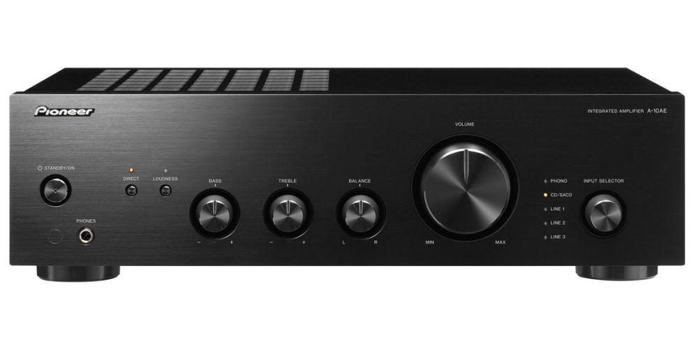 pioneer a10 ae black amplificador