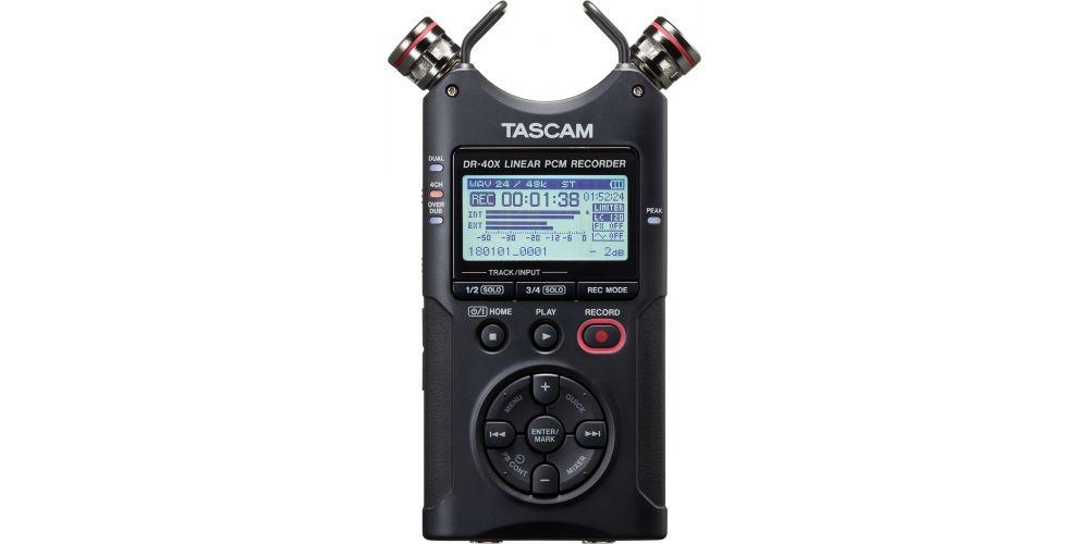 comprar Tascam dr 40x