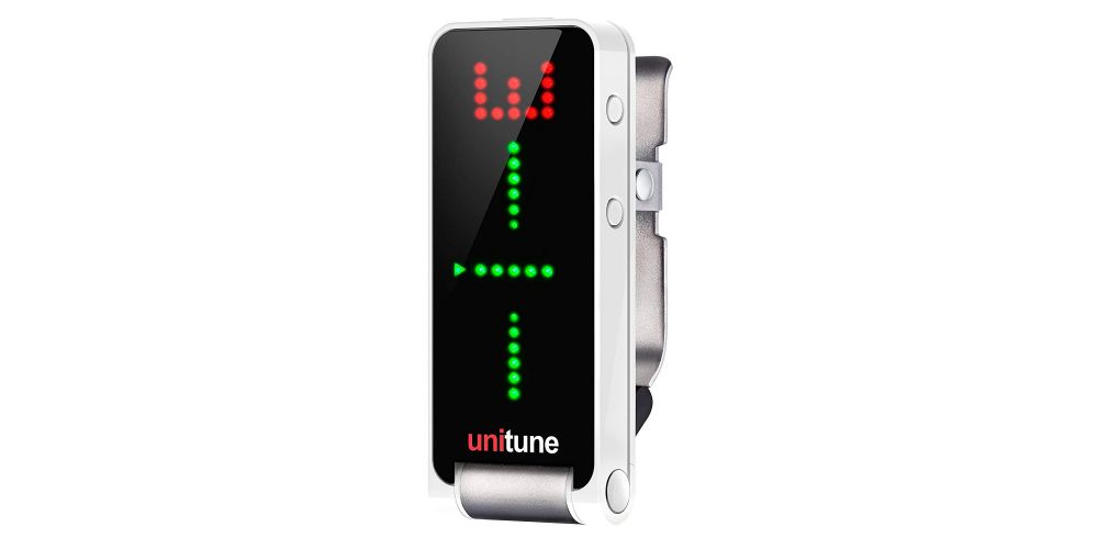 tc electronic unitune clip afinador
