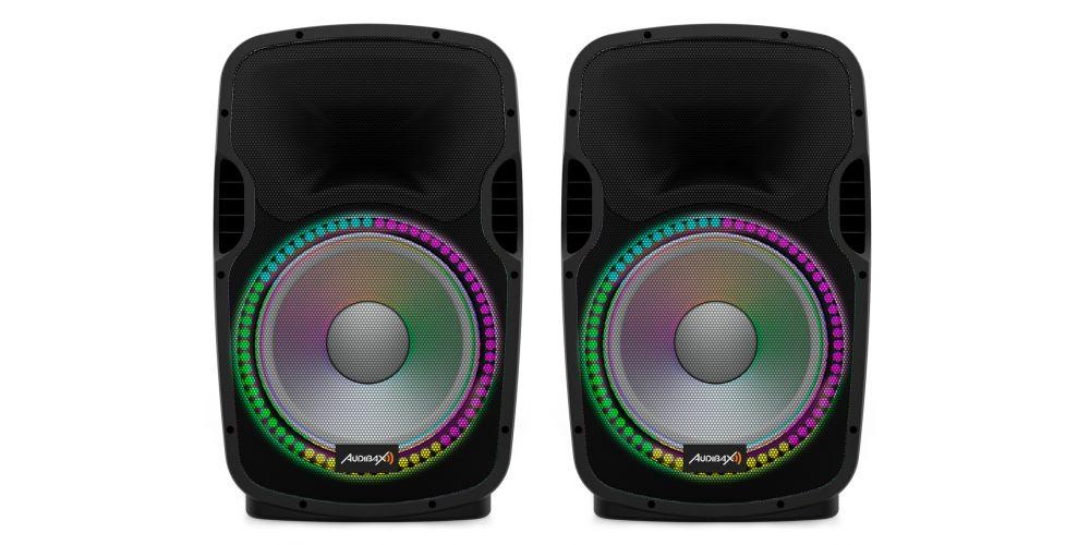 audibax party215 altavoces