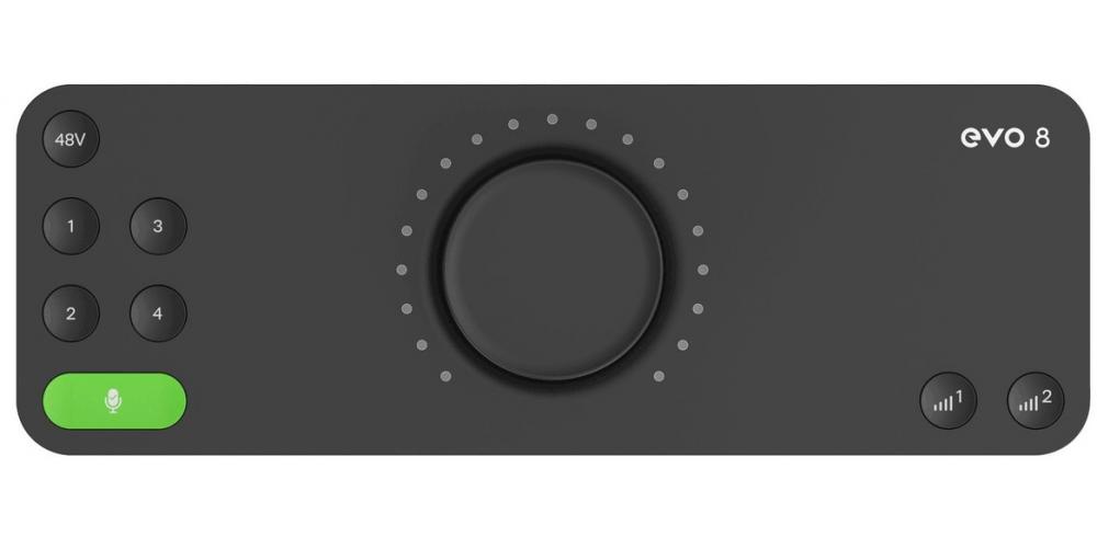 interface audio Audient EVO 8