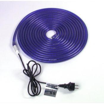 Eurolite Rubberlight RL1-230V Blue 5m Tira Led