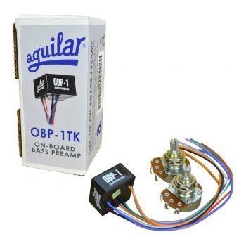 Aguilar OBP-1TK Preamplificador Integrado Para Bajo