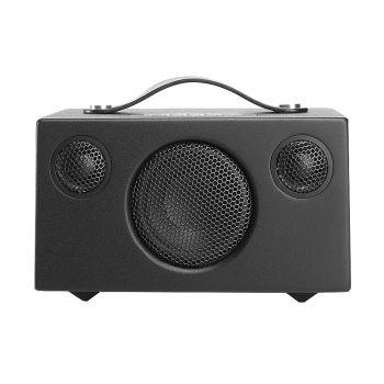 Audio Pro T3+ Black Altavoz Bluetooth con Bateria 30h de Autonomia