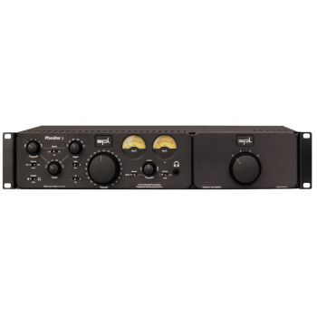 SPL Phonitor 2 Amplificador negro rack expansion
