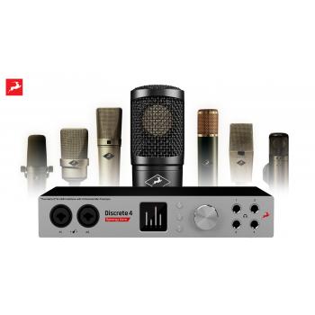 Antelope Audio Discrete 4 Synergy Core + Edge Solo