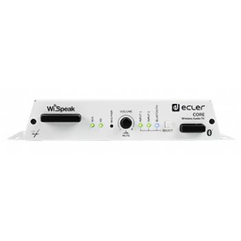Ecler CORE Emisor Audio WiSpeak Transmisor inalámbrico y unidad master
