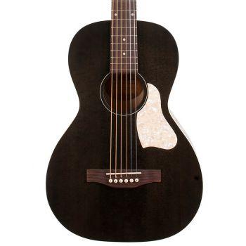 Art & Lutherie Roadhouse Faded Black A/E. Guitarra Acústica