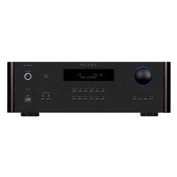 ROTEL RA-1572 MK-II Black  Amplificador HiFi  Bluetooth. 2 x 120 W