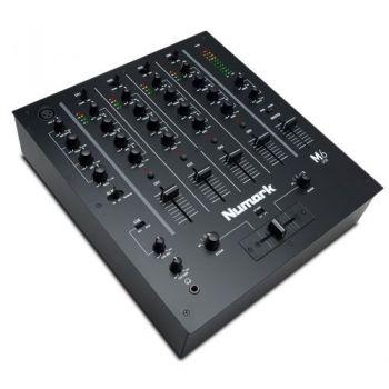 NUMARK M-6 USB BLACK Mezclador dj M6-USB