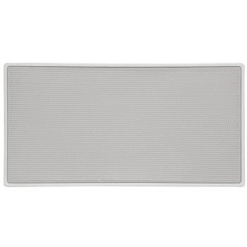 APART CMRQ108C BLANCO Altavoz rectangular empotrable de 2 vías, 2x 5.3″