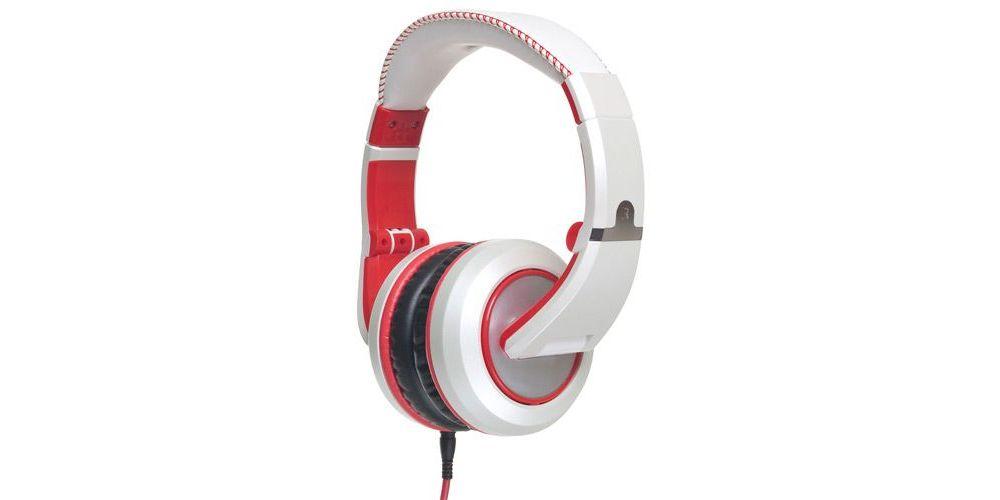 cad mh510 auriculares dj blancos