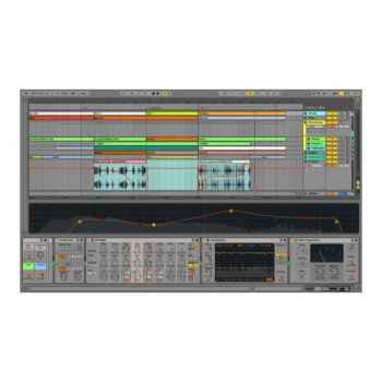 ABLETON LIVE 9 Standard Edition Desde Live Intro 85707